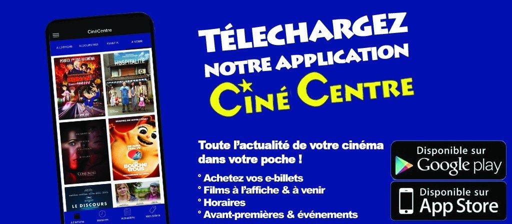 actualité Application mobile